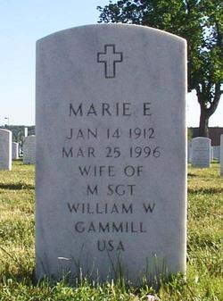 Marie Elsie <I>Reddell</I> Gammill
