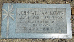 John William McIver