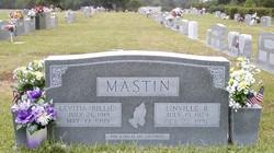 "Levitia ""Billie"" Mastin"