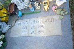 Donovan Chase White