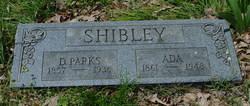 David Parks Shibley