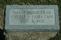 Infant Daughter CAIN