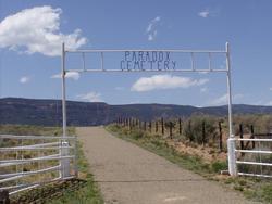 Paradox Cemetery