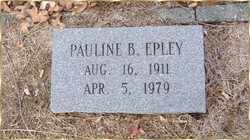 Pauline <I>Bridges</I> Epley
