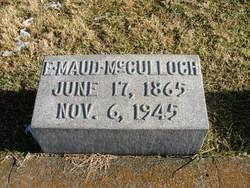 Edna Maud <I>Boyer</I> McCulloch