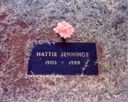 Hattie Ollie <I>Woods</I> Jennings