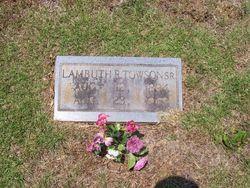 Lambuth Reilly Towson, Sr