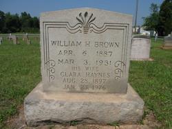 Clara Ellen <I>Haynes</I> Brown