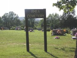 Rhea Cemetery