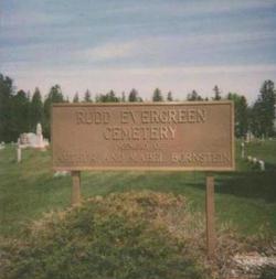 Rudd Evergreen Cemetery