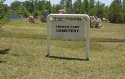 French Camp Cemetery