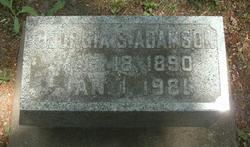 Georgia Adamson
