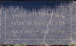 Patricia Anne <I>Johnston</I> Austin