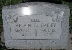 Melvin Eugene Bailey