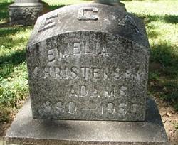 Emelia Christensen Adams
