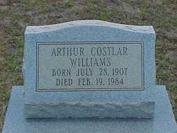 Arthur Costlar Williams