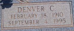 Denver C Askew