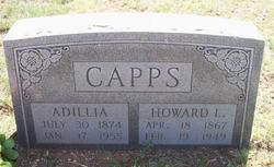 Howard L Capps