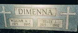 "William Albert J. ""Tiny"" Dimenna"