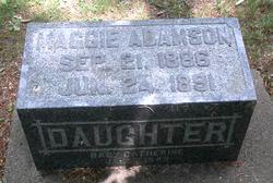 Maggie Adamson