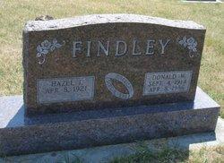 Hazel Isabelle <I>Mash</I> Findley