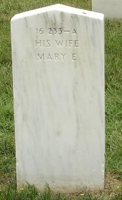 Mary Elizabeth <I>Wilson</I> Burke
