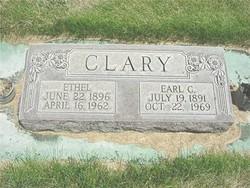 Ethel <I>Ferrell</I> Clary
