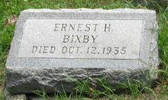 Ernest Henry Bixby