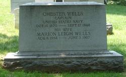 Capt Chester Wells