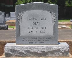 Laura May Slay