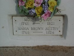 "Mary ""Maria"" <I>Brown</I> Austin"