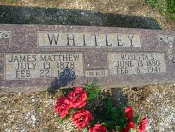 James Matthew Whitley