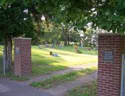 Braham Mission Covenant Cemetery