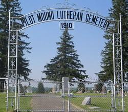 Pilot Mound Lutheran Cemetery