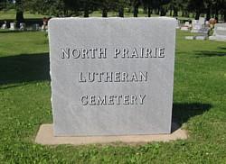North Prairie Lutheran Cemetery