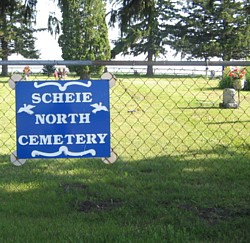 Scheie North Cemetery