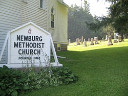 Newburg Methodist Church Cemetery