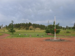 Colstrip Cemetery