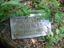 Osta Yates Childers