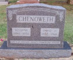 David H Chenoweth