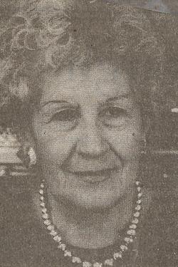 Vera D. <I>Vigil</I> Galanis