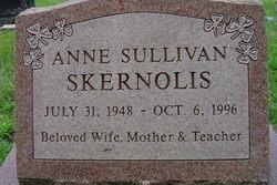 Anne <I>Sullivan</I> Skernolis