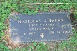 Sgt Nicholas J. Baran