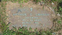 Pvt Arthur Elmer Griffith