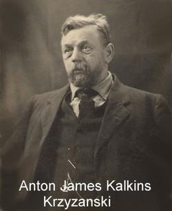 Anthony James Kalkins