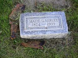 Matie Gertrude <I>Price</I> Kerley