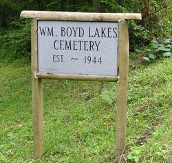 William Boyd Lakes Cemetery