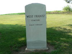 West Frantz Cemetery