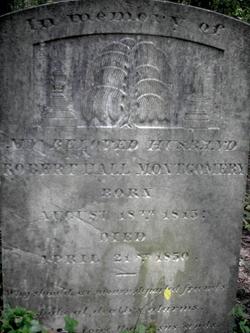 Robert Hall Montgomery