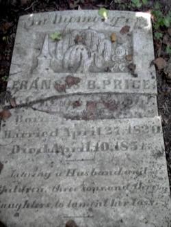 Frances Buckner <I>Price</I> Arnold